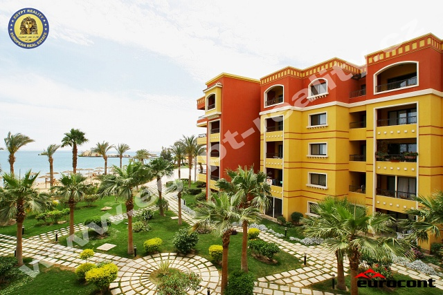 EGYPT REALITY - Pronájem apartmánu v Egyptě: Komplex Esplanada 3+kk (2 ložnice)